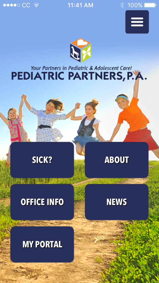 Pediatric Partners PA Mobile App